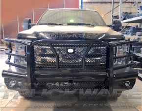 2017-2019 Ford Super Duty : Heavy Duty Truckware | Bumpers