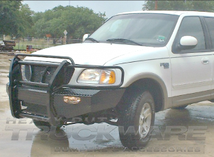 1997-2003 Ford F150 Heavy Duty Full Front Replacement Bumper