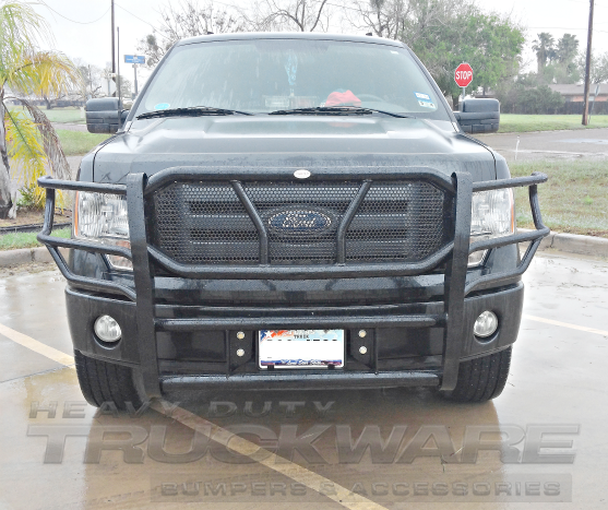 Frontier Series Brush Guard Ford F150 Heavy Duty Frontier