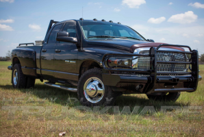 dodge ram heavy duty full front replacement bumper dodge ram heavy duty full front
