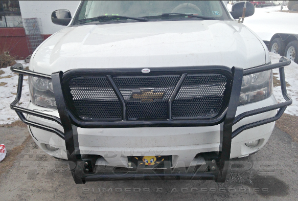 Frontier Series Grille Guard Chevrolet Tahoe Avalanche ...