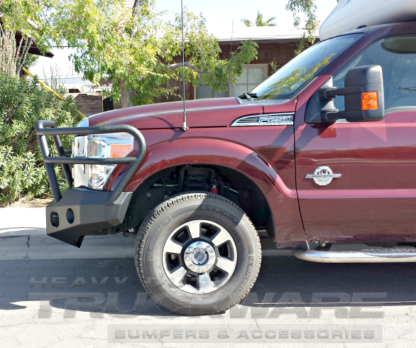 Evolution Winch Mount Front Replacement Tough Country