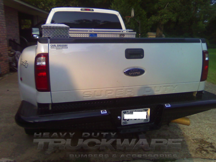 Traditional Rear Dually Wrap  1999