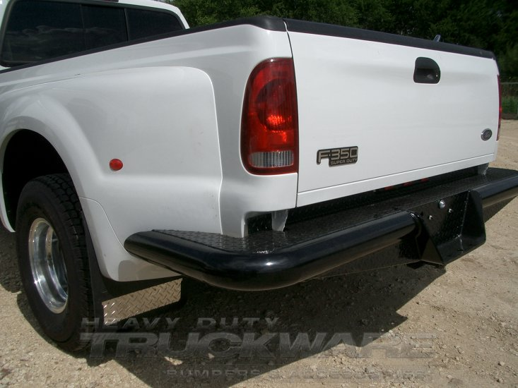 Traditional Rear Dually Wrap (1999-2019) Ford Super Duty ...