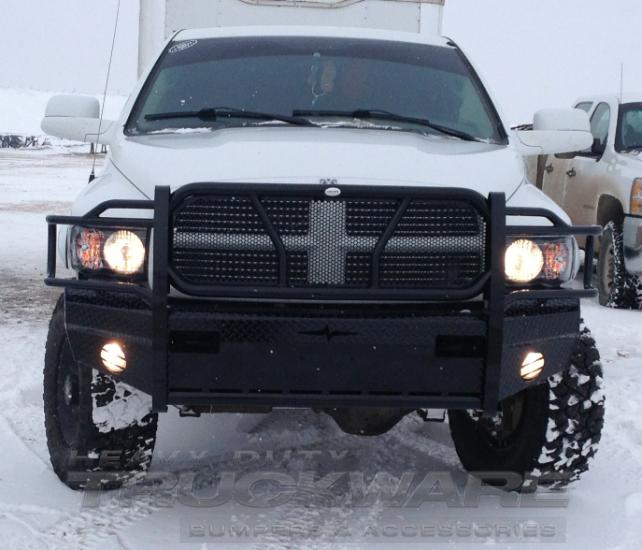 Diamond Steel Replacement Frontier Heavy Duty Dodge Ram