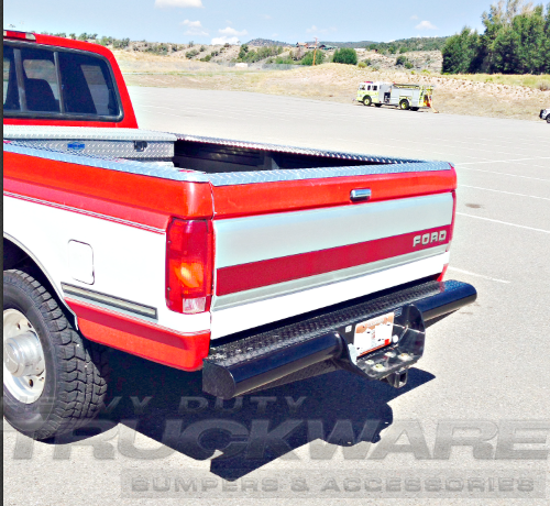 Ranch Hand Legend Rear (1981-2019) Ford Super Duty F250 ...