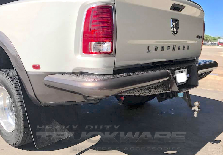 Traditional Rear Dually Wrap (2010-2020) Dodge Ram 2500 ...