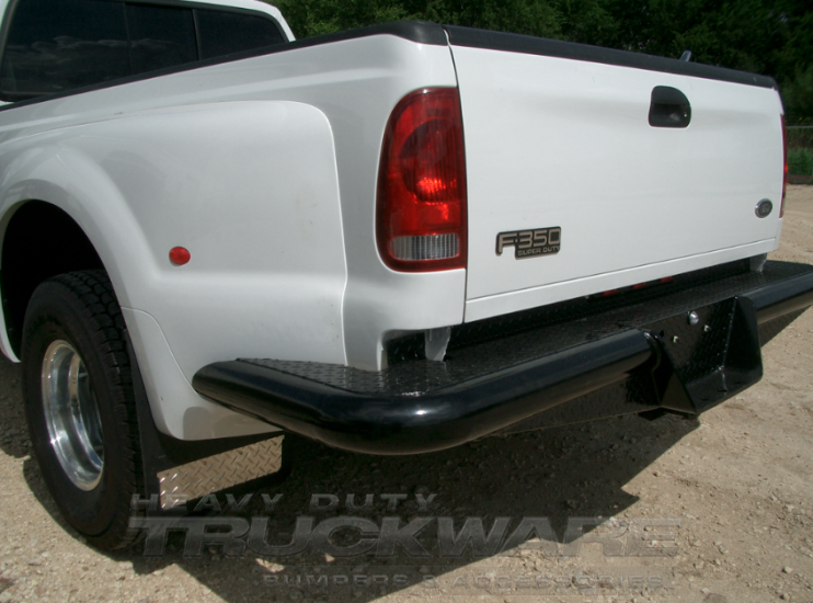 F350 Dually Towing Capacity >> Traditional Rear Dually Wrap (1999-2019) Ford Super Duty ...