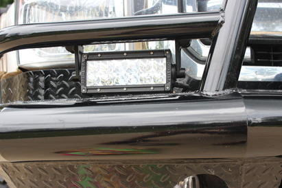 Deluxe Apache Options Heavy Duty Truckware Bumpers And