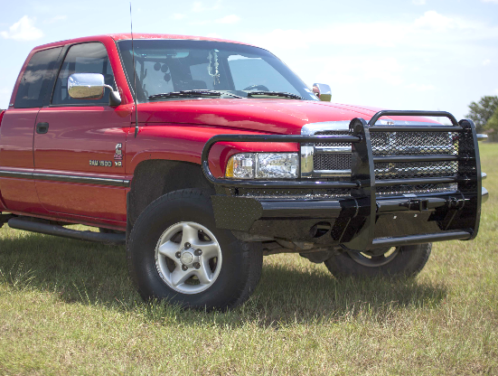 Dodge Ram Heavy Duty Full Front Replacement Bumper